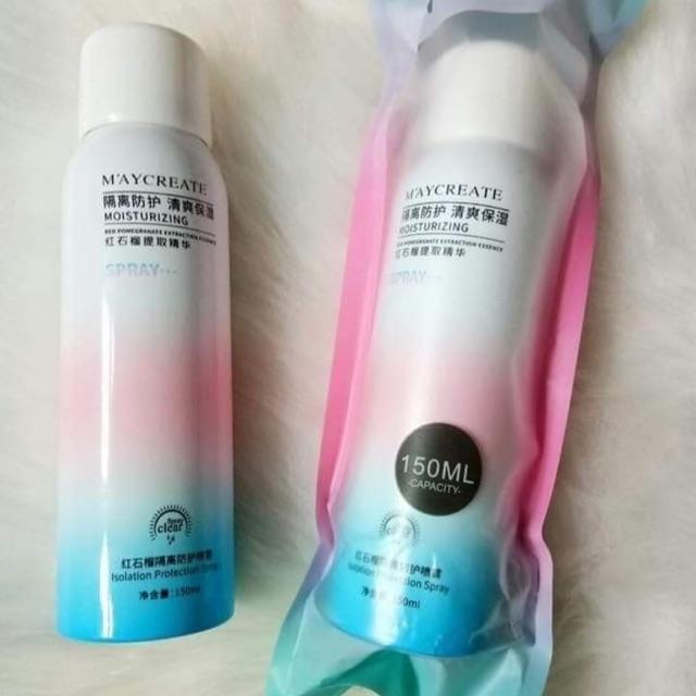 Whitening Spray Maycreate