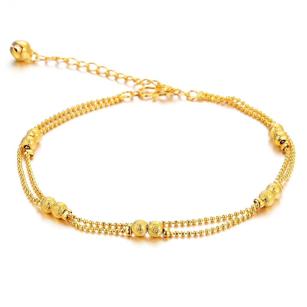 Mj Jewellery 9999 24k Pure Gold Pixiu Mixed With 375 Beads Kn70890 Kalung Choker Bunga Ring C601 Shopee Malaysia
