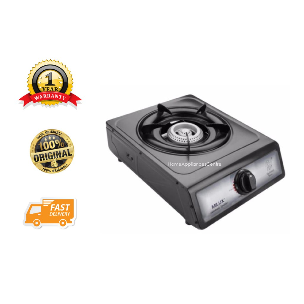 Milux Stove Large Kitchen Liances Prices And Promotions Home Dec 2018 Sho Malaysia
