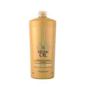 Loreal Professionnel Mythic Oil Shampoo - Normal To Fine Hair (1000ml)