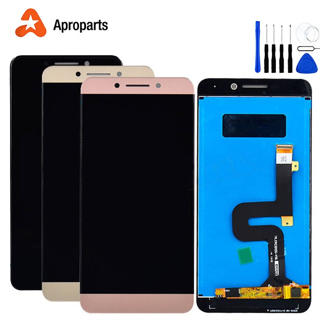For Letv LeEco Le Pro 3 X720 LCD Display Touch Screen Assembly X725 X727  +Tools