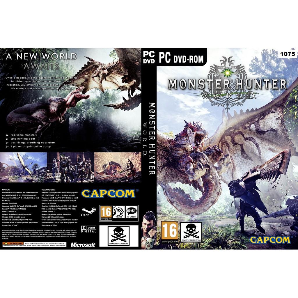 (PC) Monster Hunter World