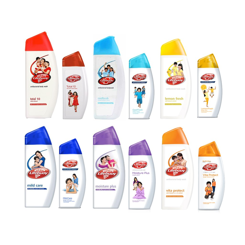lifebuoy body wash 100ml300ml shopee malaysia
