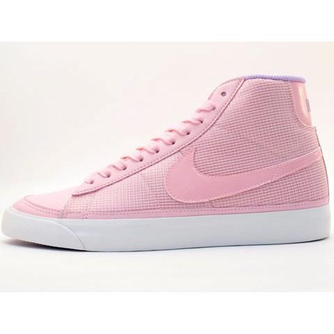 d0120673abfb Nike WMNS Blazer Mid 09 ND 375573-400 Sax Blue Pink