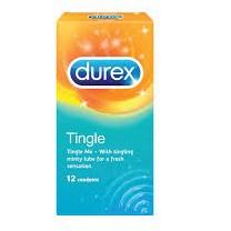 Durex Tingle Condom 12's
