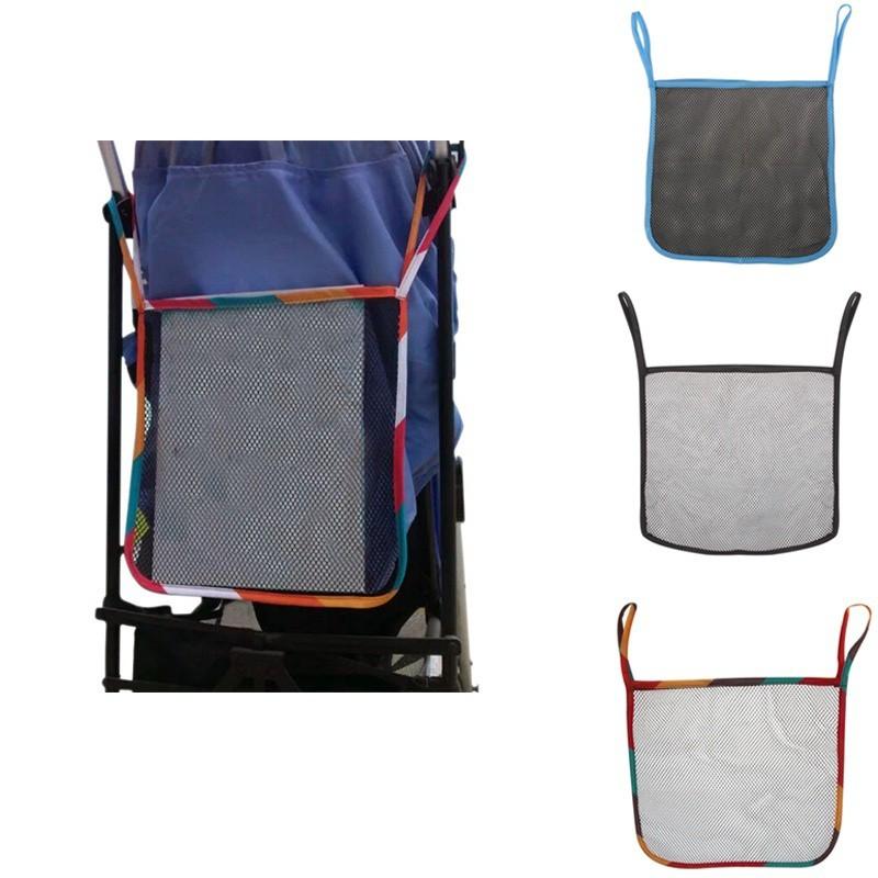 Pram Carrying Bag Baby Stroller Mesh Bag Baby Stroller Mesh Bag