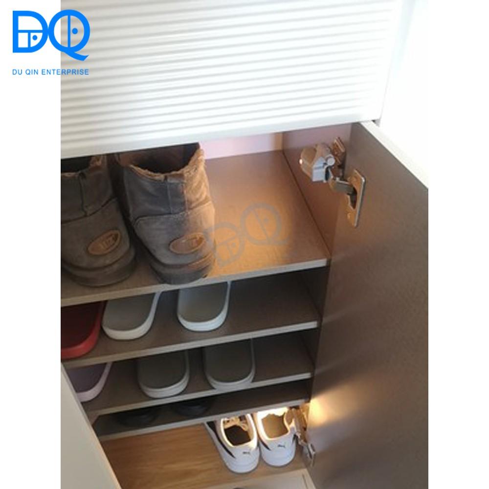 LED Cabinet Hinge Light Induction Cupboard Closet Wardrobe Night Lamp Home Kitchen Bedroom Living Room Lighting 1PC
