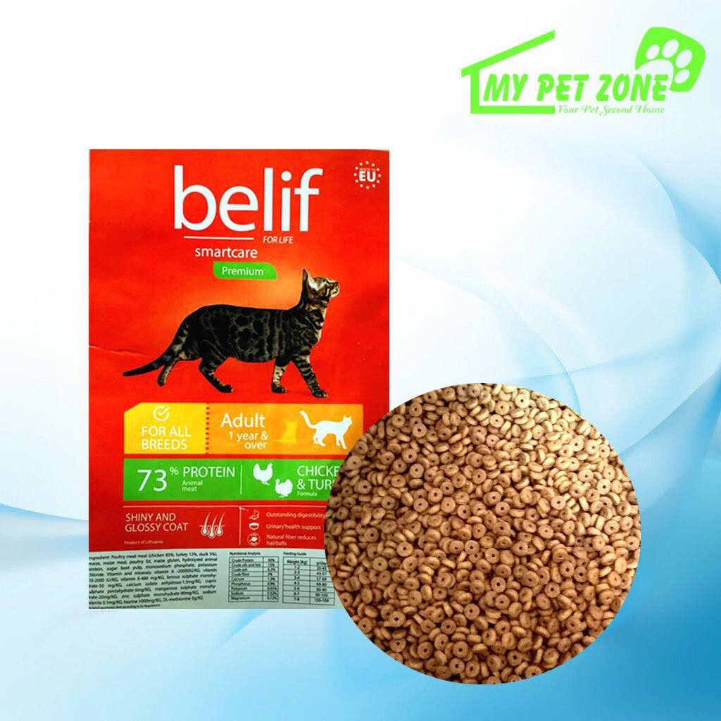 Buttons And Bows Cat Food 1kg Repack Shopee Malaysia Nice