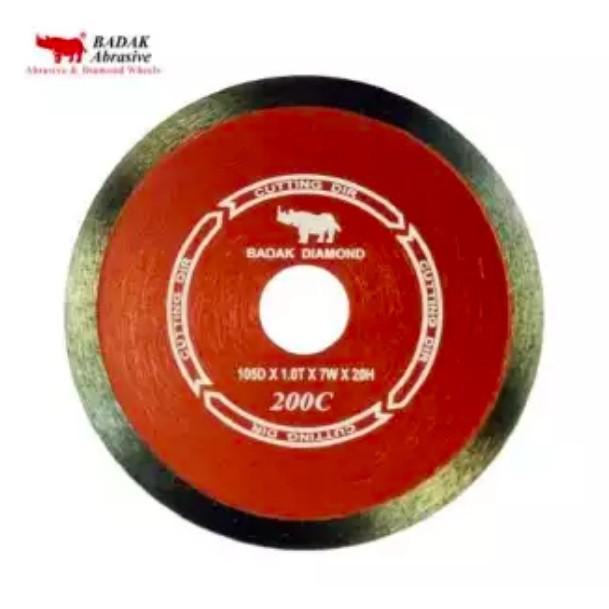 BADAK Diamond Cutting Wheel 200C
