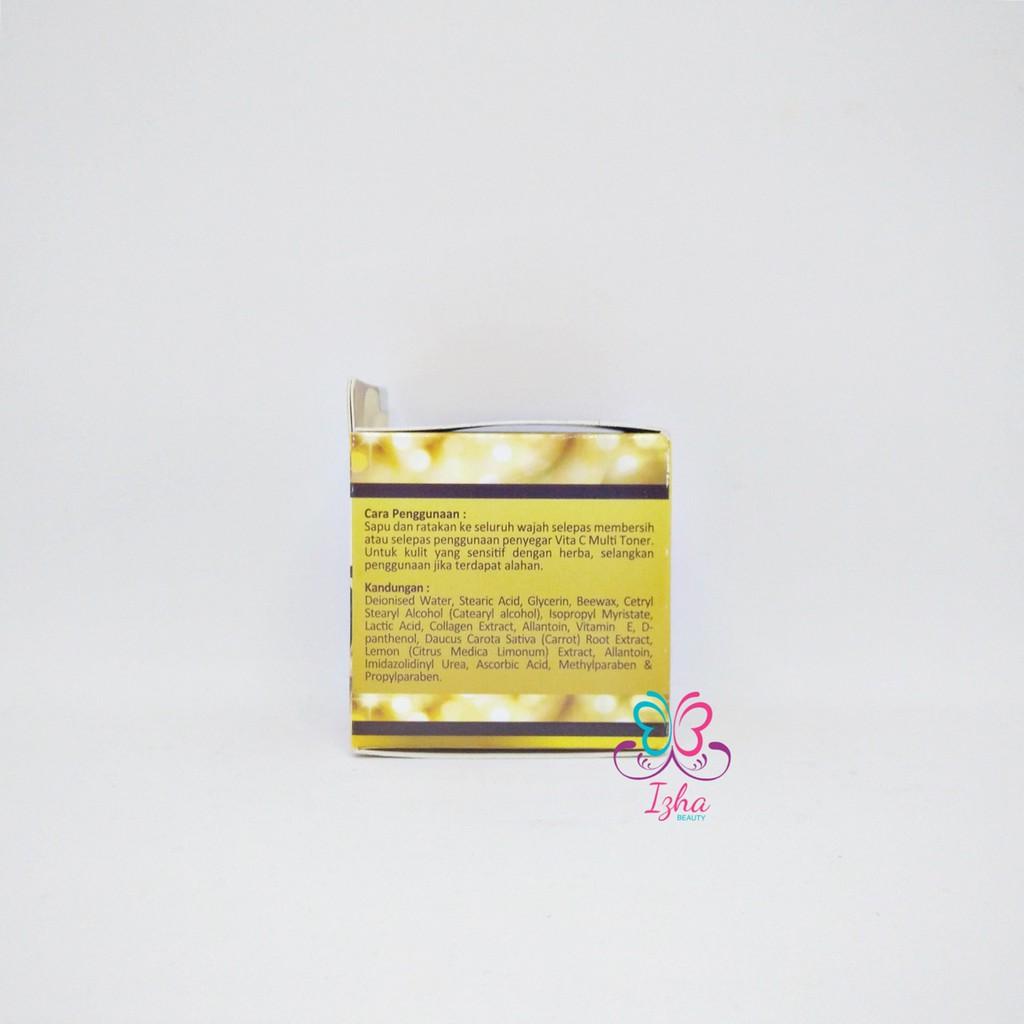 [V'ASIA] Collagen Lightening Night Cream - 6g