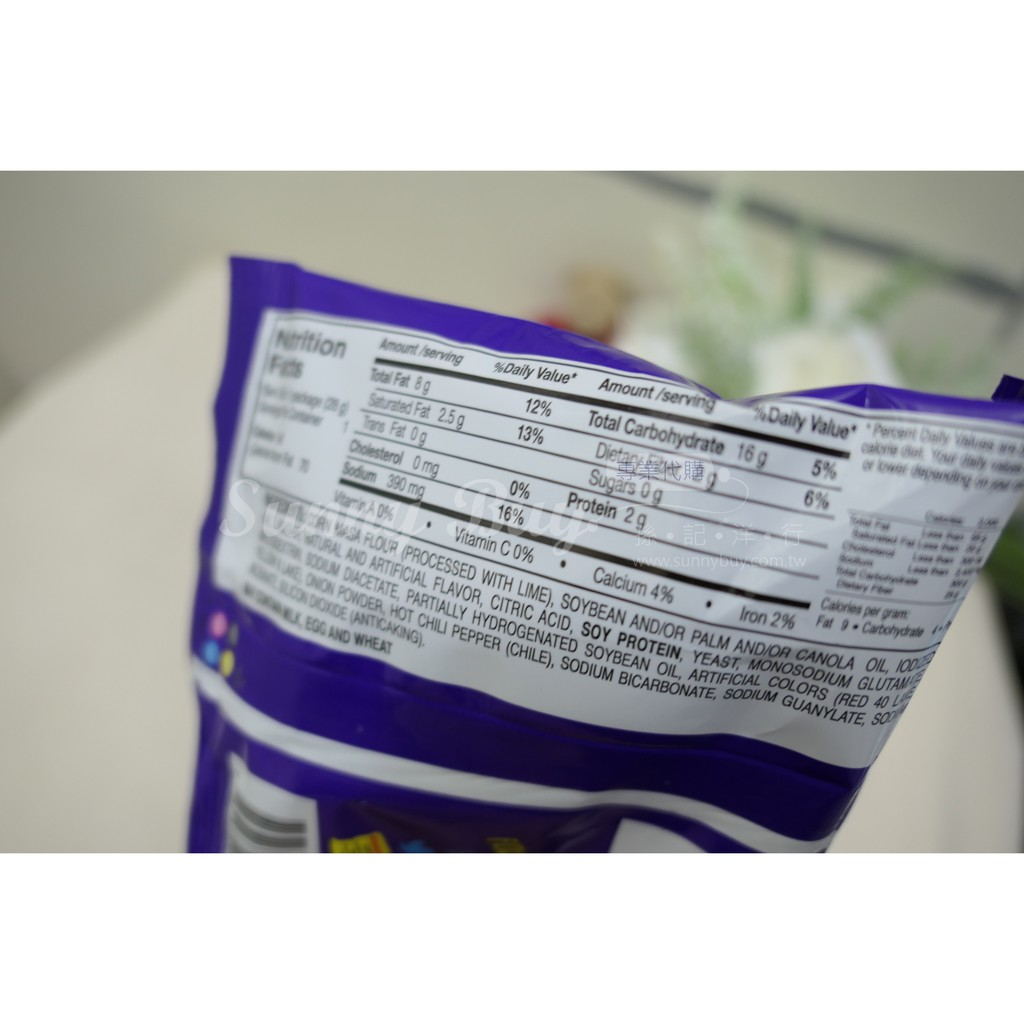 chili Chips 28 Grams Barcel Takis Fuego