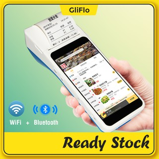 Sunmi Android 5 5 Inch Touch screen POS Terminal mobile bluetooth/wifi/  printer