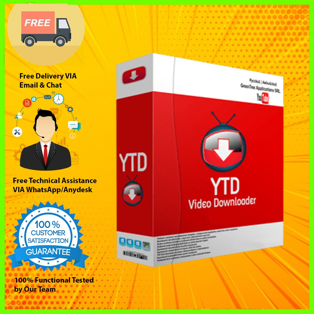 YTD Video Downloader PRO 2019 Full Version