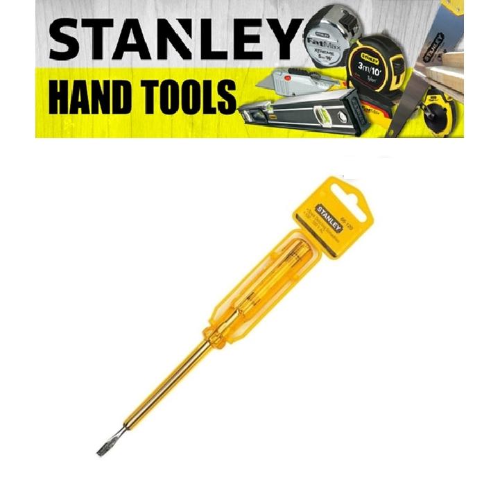 STANLEY SPARK DETECTING SCREWDRIVER 66-119 66-120 50MM 100MM