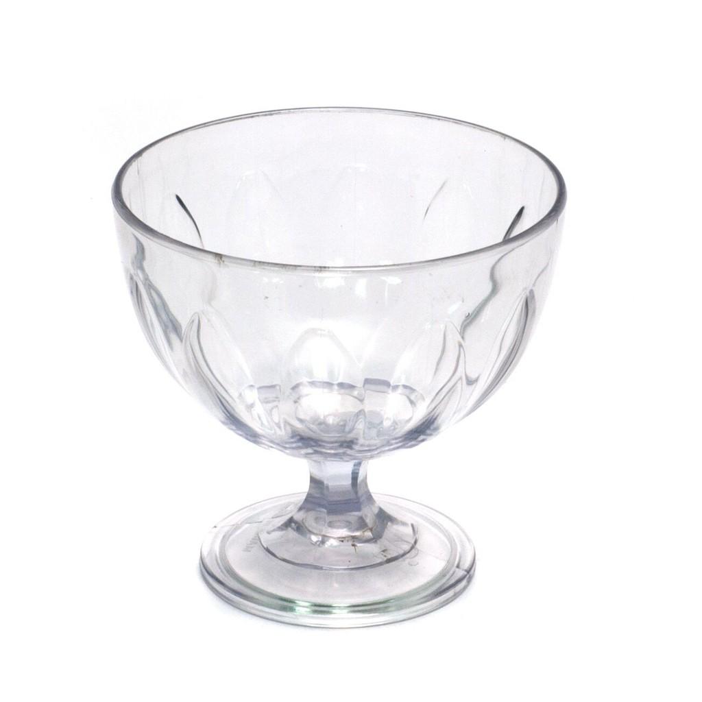 (2pcs) PC Sundae Ice Cream Fancy Cup / Plastic Cup / Ice Cup / Creative Ice Cream Cup