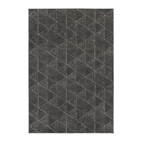 Ikea STENLILLE Rug, low pile, gray