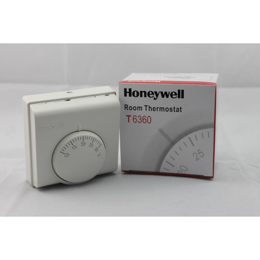 honeywell thermostat t6360 on