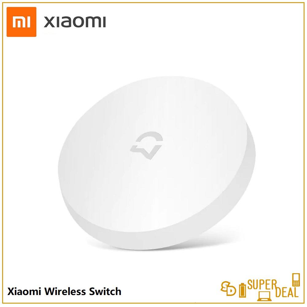 Xiaomi Wireless Switch Multifunction Mi Smart Home Mijia App Remote Control