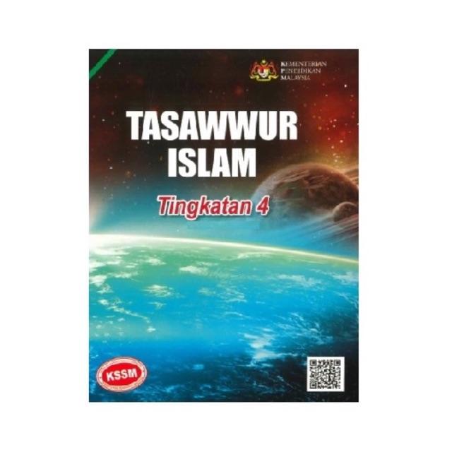 Ready Stock Buku Teks Tasawwur Islam Tingkatan 4 Shopee Malaysia