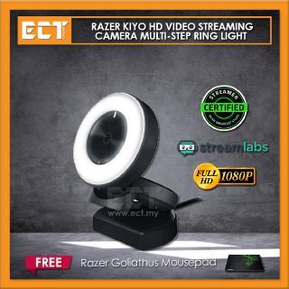 Razer Kiyo - Streaming Camera (High fps HD Video, 720p 60fps