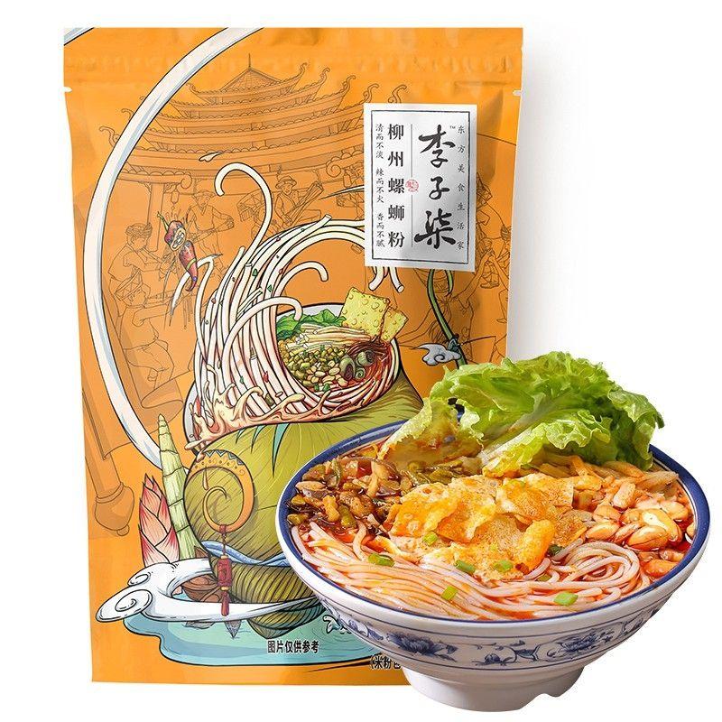 李子柒螺蛳粉/酸辣粉  LiZiQi Snail Noodle / Sour Spicy Vermicelli