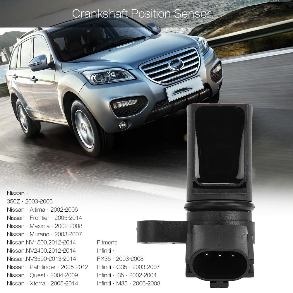 Xinpin Vehicle Crankshaft Position Sensor for Infiniti Nissan 23731-4M500
