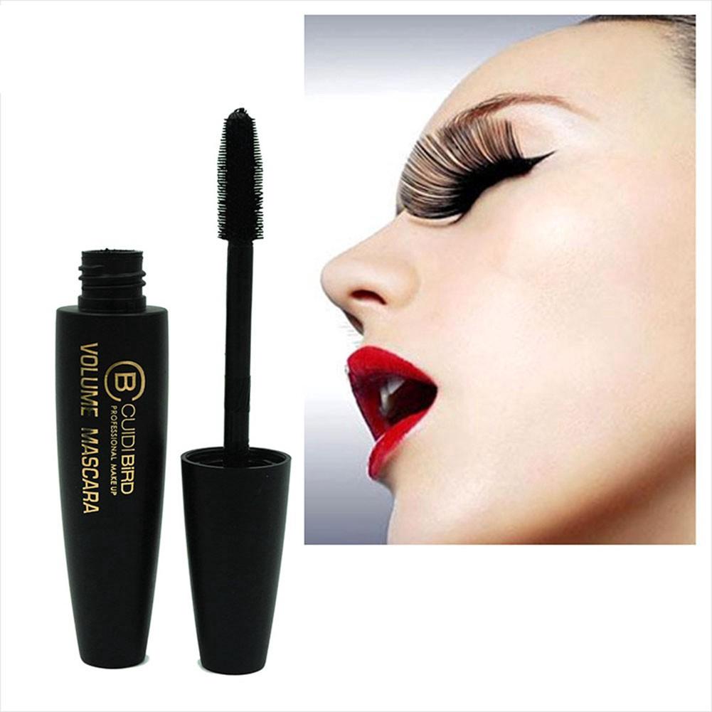 264bd6a4cc8 GECOMO Eyelashes Makeup Set Black Curling Mascara + Lengthening Eyelashes  Fiber   Shopee Malaysia