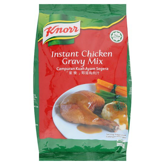 KNORR INSTANT CHICKEN GRAVY MIX - 1KG(EXPIRED 11-3-2020)
