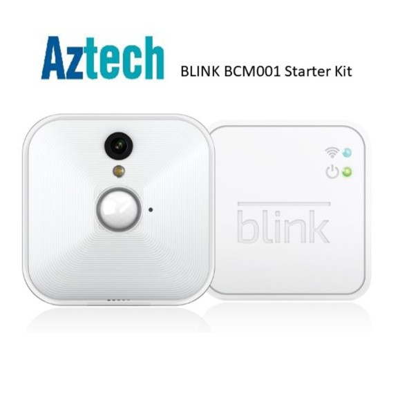 Aztech BLINK Smart Portable Security Camera - Starter Kit - Starter Kit/Add  on