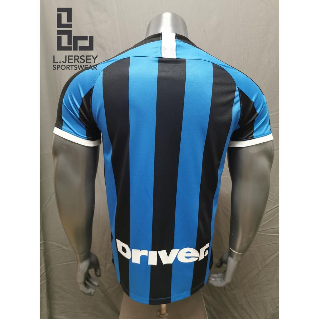 Inter Milan Men Home Season 19/20 Stadium Fans Jersey