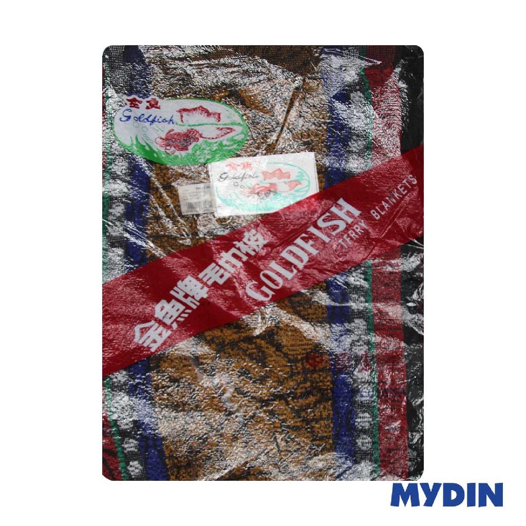 "Goldfish Blanket Single 395g (60"" x 80"")"
