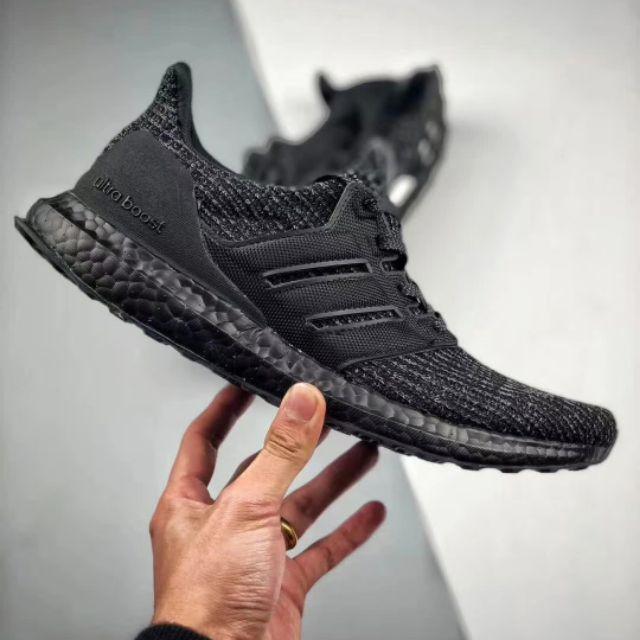 e7abd80a34a Adidas Ultra Boost 4.0 Triple Black