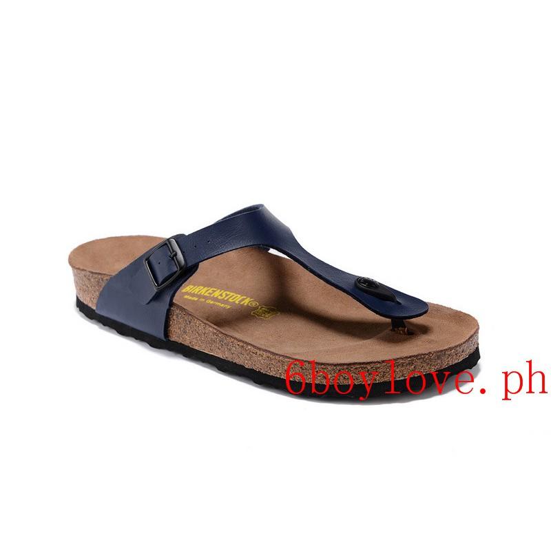 clearance prices available attractive price [READY STOCK] Birkenstock flip flops Men Comfort selipar