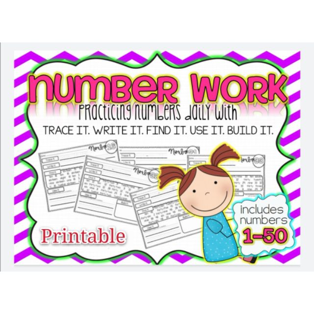 This is a graphic of Printable Numbers 1 50 pertaining to alphabet printable