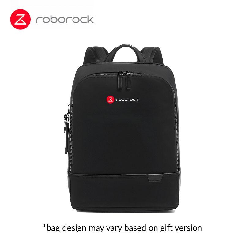 Roborock Laptop Bag USB Port Pockets
