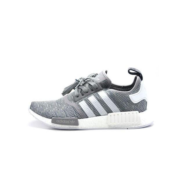 e78cf1f7c1f84 OFF WHITE x Pharrell Williams x Adidas PW HU Human Race NMD Running Sneakers