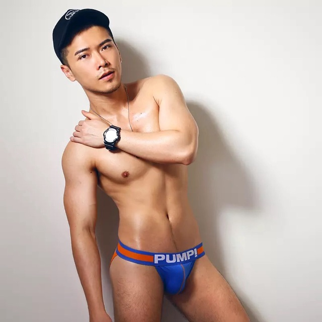 PUMP Cruise Jock Mens Underwear