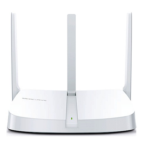 Mercusys Wireless N300 WiFi Router MW305R (Powered by TP-Link) 3 x 5dBi  Antennas Easy Setup