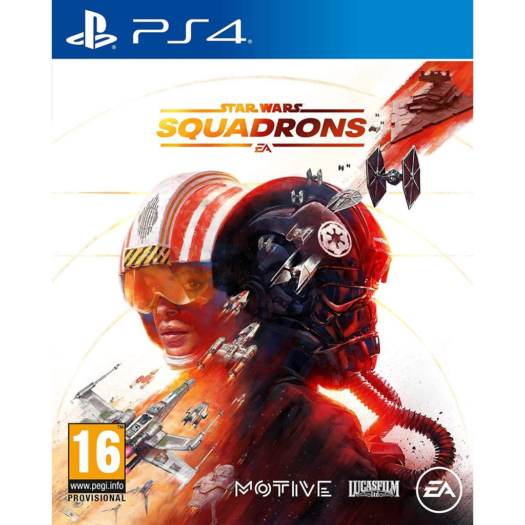 [PRE-ORDER] [RELEASE DATE: 2 October 2020] PS4 Star Wars: Squadrons