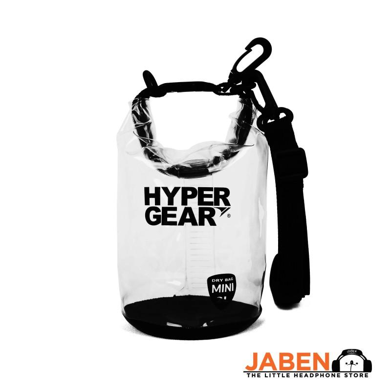 Hypergear Dry Bag Mini 2L Minimalist Portable Dry Bag [Jaben]
