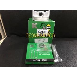 Piston Pin Ring Set 67mm Fit Zongshen Longcin Lifan 250cc