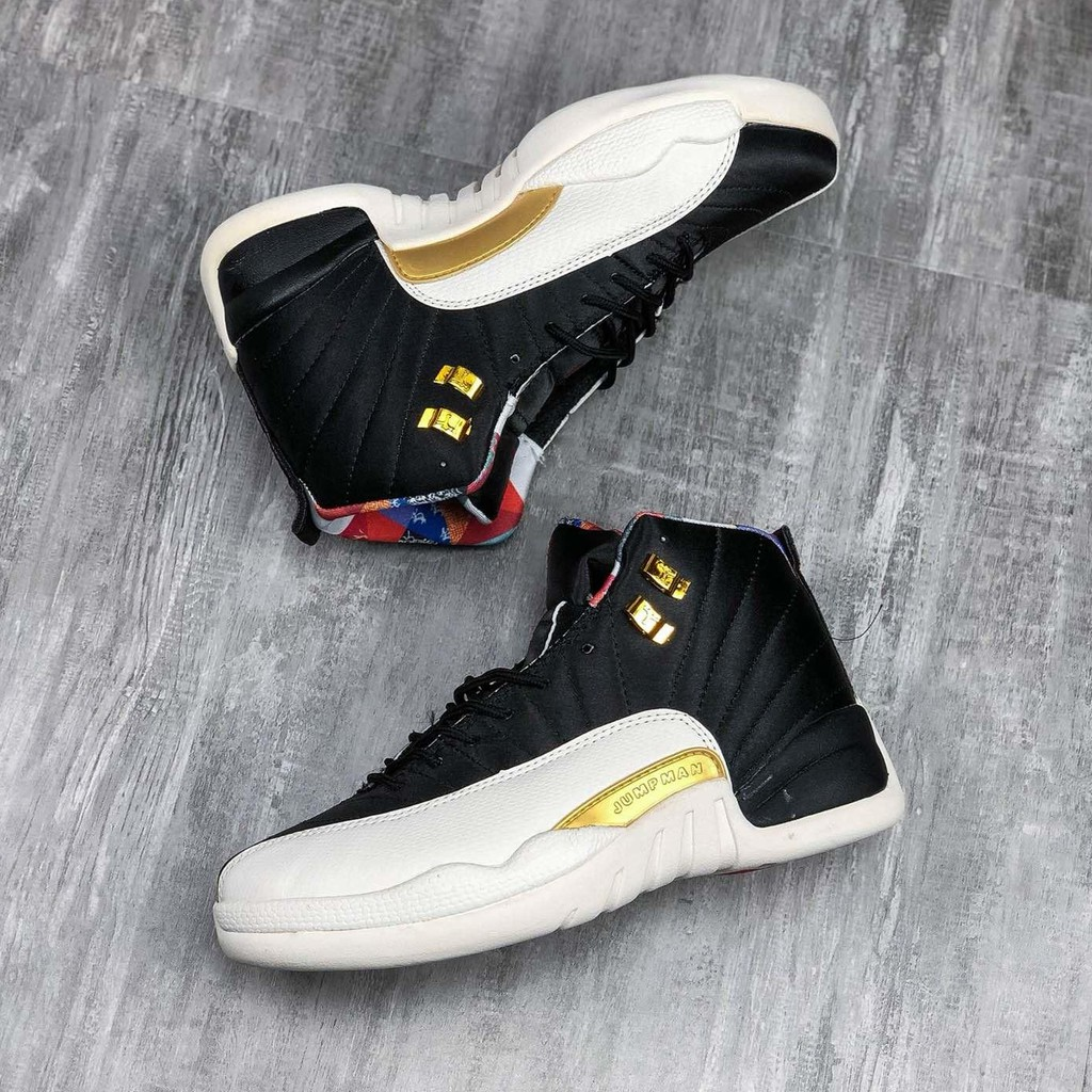 online store 3b5cb 4b617 Air Jordan 12 CNY AJ12 Chinese Elements Chinese New Year Pig Year
