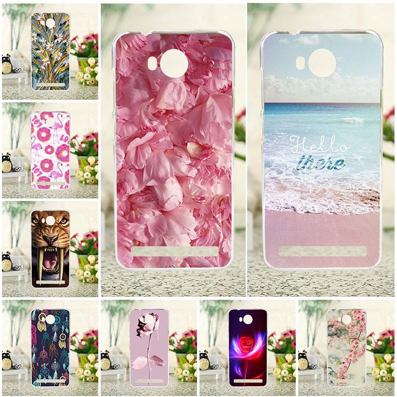 Huawei Y3 II Y3 2 Y3II Y3 2nd LUA-L02 LUA-L03 4 5 inch Phone Case Soft TPU  Cover