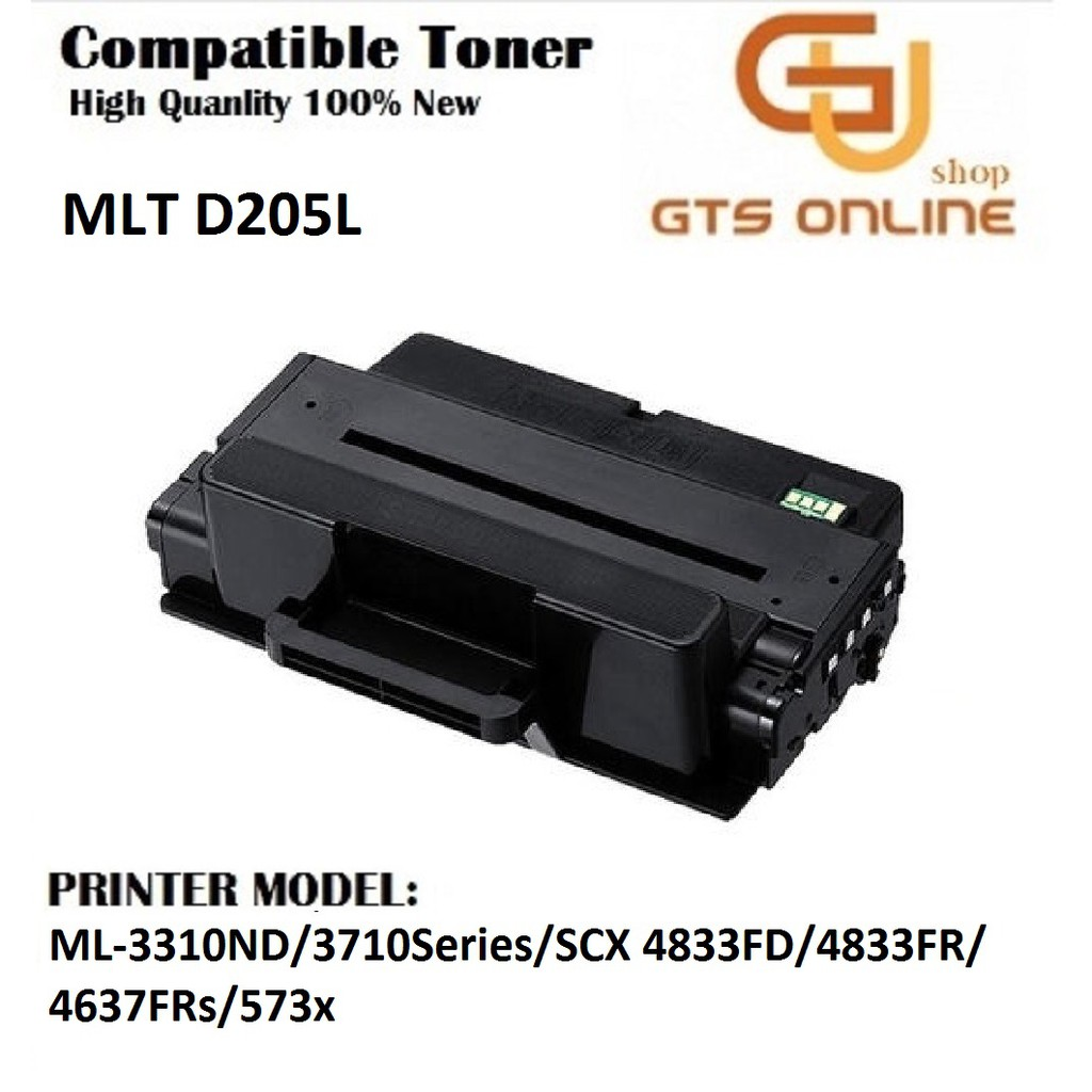 TONER Samsung MLT D205L High Quality Compatible Laser Toner Car