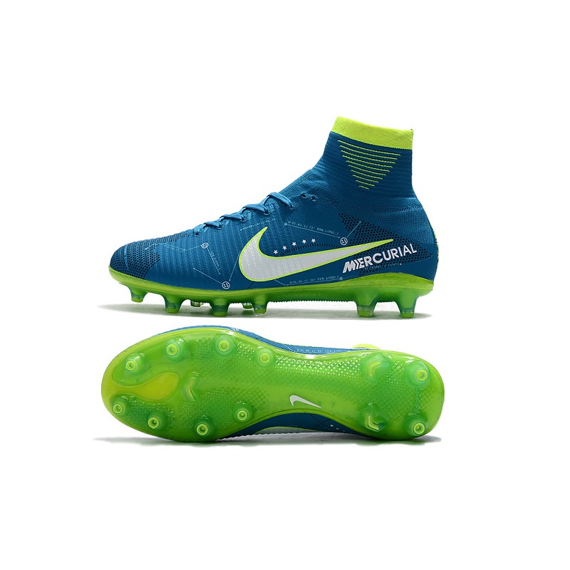 sneakers for cheap e210f 97fc3 Liquid Chrome Nike Mercurial Superfly Mens Football Shoes Soccer Sheos    Shopee Malaysia