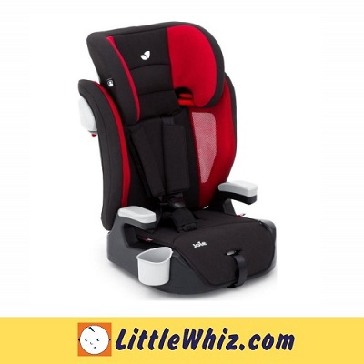 Joie: Elevate Booster Car Seat - CHERRY
