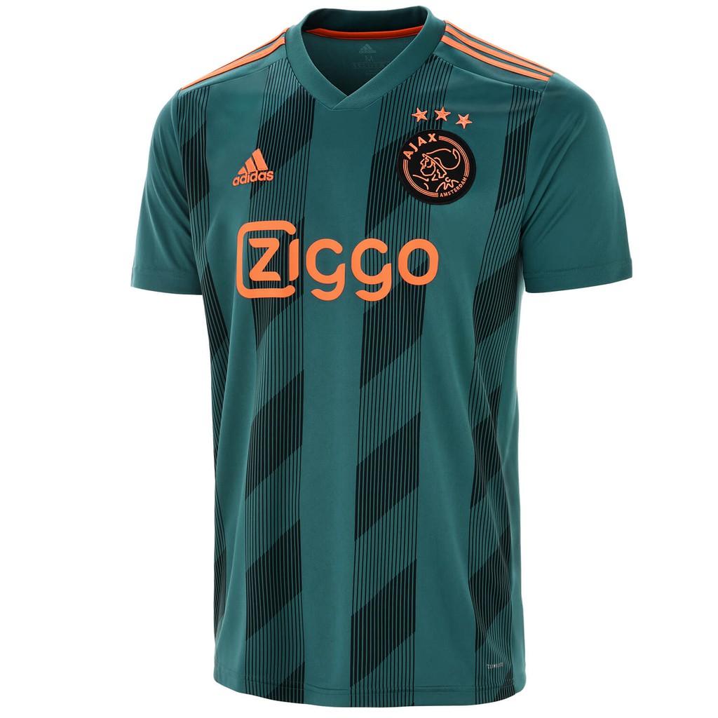 1:1 Copy Ori 2019/2020 Ajax_Away football soccer kit j