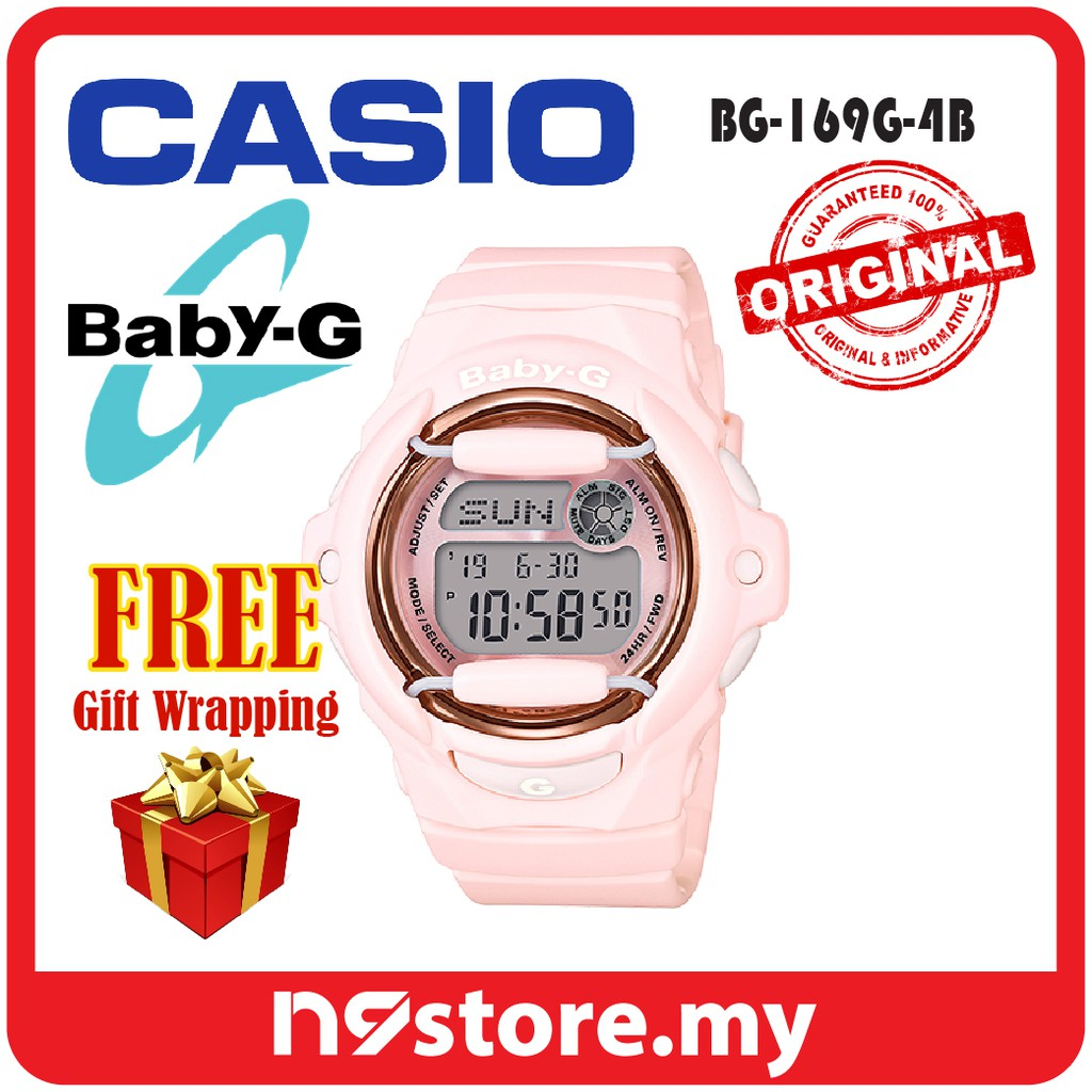 Babyg Online Shopping Sales And Promotions Nov 2018 Shopee Malaysia Casio Baby G Bga 180 7b1