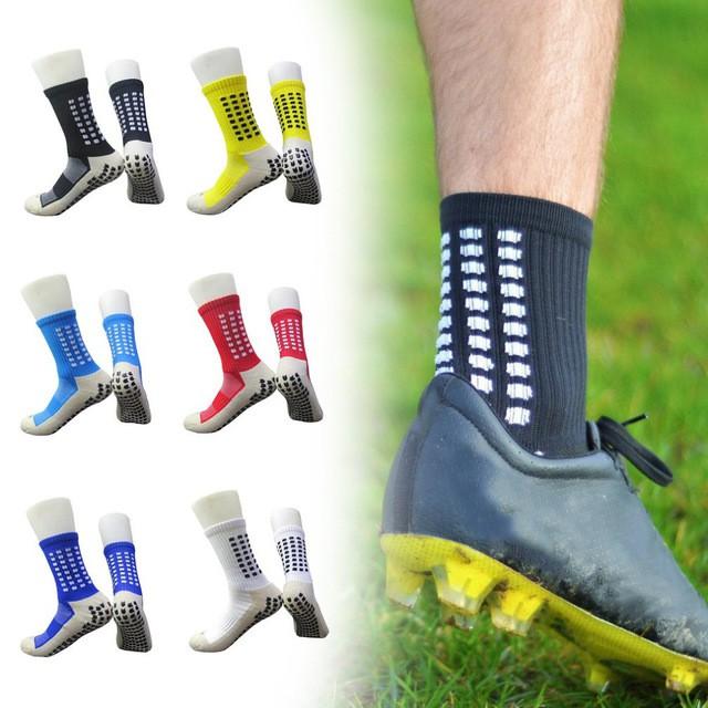 043fd17d9 Anti Slip Soccer Socks Cotton Football Socks Men Cycling Socks | Shopee  Malaysia