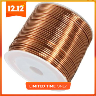 COIL WIRE,SOLDERABLE MAGNET WIRE 0.45mm 26 swg 250g ENAMELLED COPPER WIRE